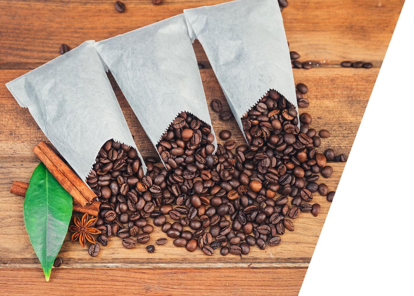Campinas, envase café